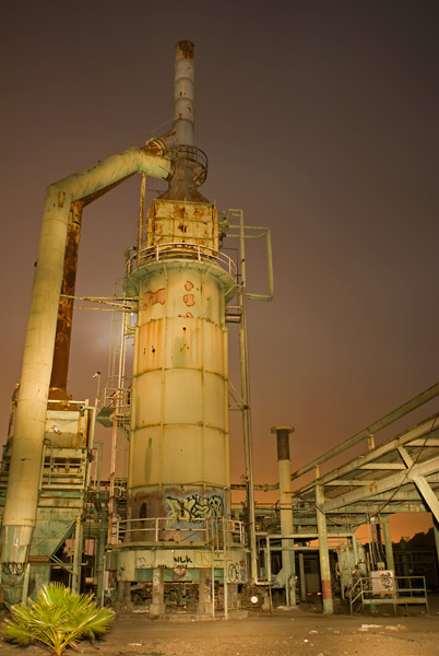 Photo by Scott Haefner: venturaRefinery04