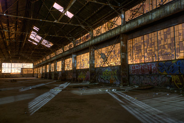 Photo by Scott Haefner: Warehouse #6