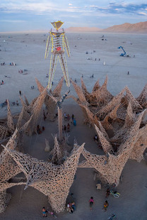 Photo by Scott Haefner: Burning Man 2009