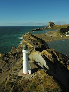 Photo by Scott Haefner: Castlepoint Lighthouse