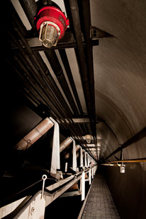 Photo by Scott Haefner: Coal Conveyor