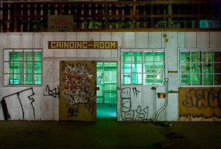 Photo by Scott Haefner: Grinding Room