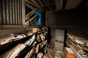 Photo by Scott Haefner: Organized Mess
