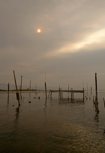 Photo by Scott Haefner: Bombay Beach Haze