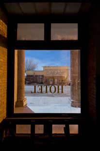 Photo by Scott Haefner: Inside Looking Out