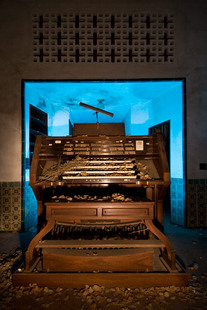 Photo: Jackling Organ