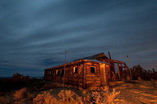 Photo by Scott Haefner: Riley's Cabin