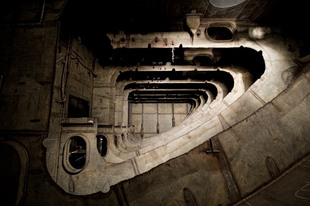 Photo by Scott Haefner: Ship Bowels