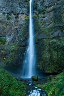 Photo: Multnomah Falls