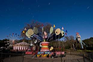 Photo by Scott Haefner: Neverland Rides