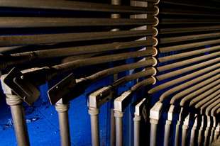 Photo: Conduit Harp
