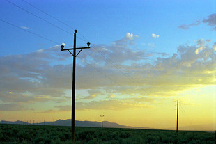 Photo: powerlines