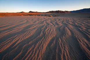 Photo by Scott Haefner: Sand Ribbons