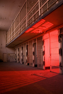 Photo by Scott Haefner: Jail Cell