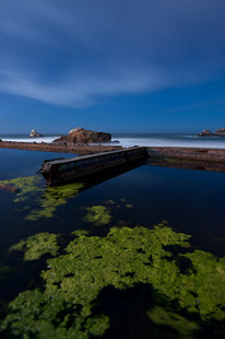 Photo by Scott Haefner: Sutro Baths