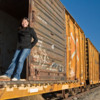 Thumbnail: Boxcars (are pulling) Out of Town