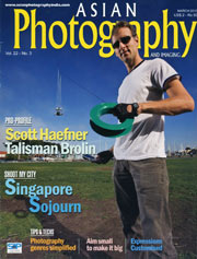 Asian Photography cover